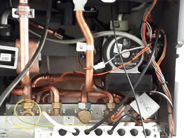 Installation gaz